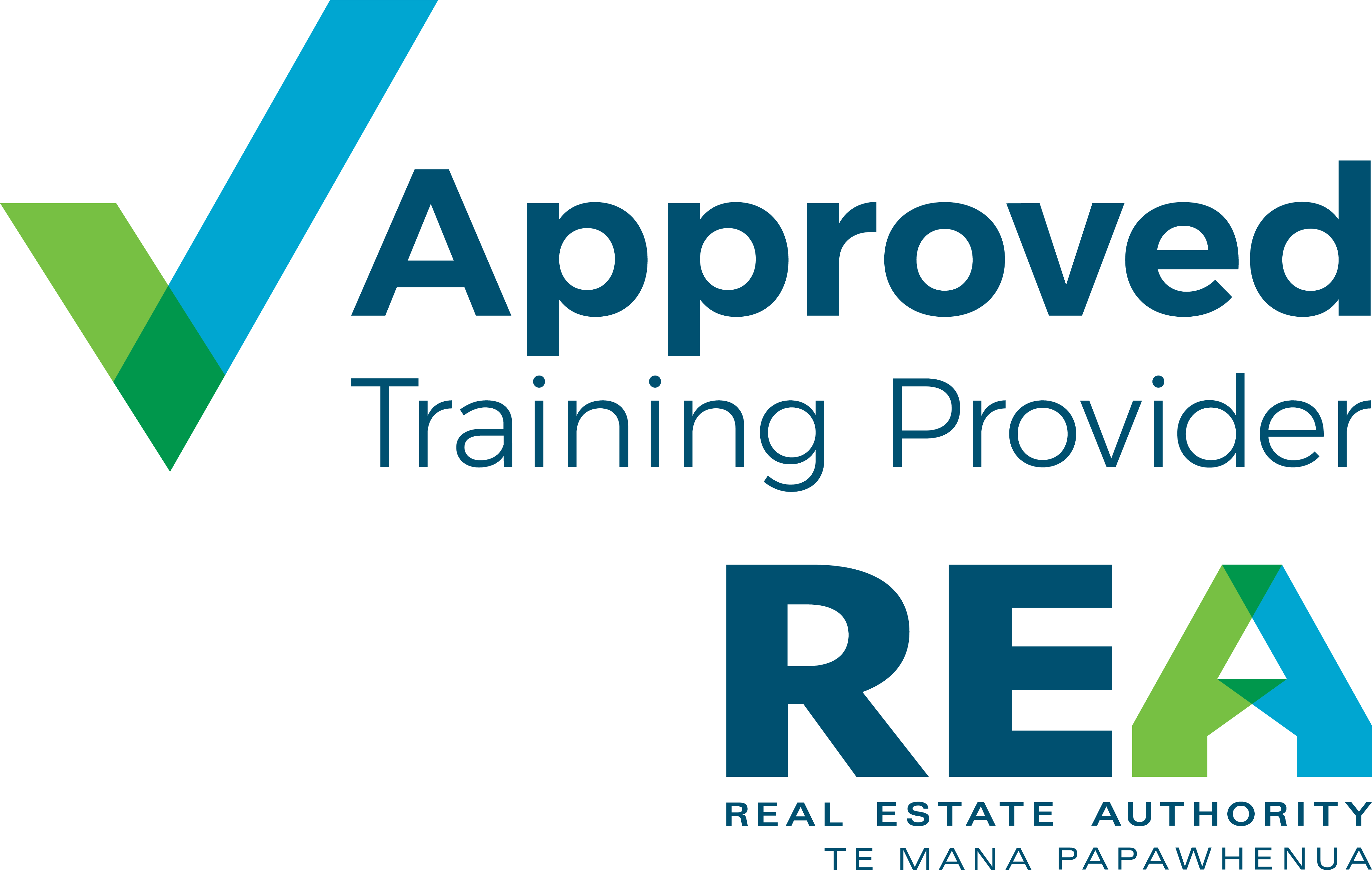 REA Training Provider Logo