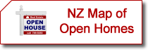 NZ Open Homes Map