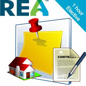 REA CPD - Key Concepts