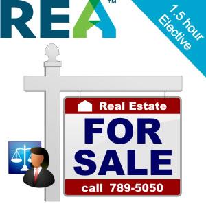 REA CPD - Marketing: Law of Agency