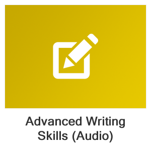Advanced Writing Skills (Audio)