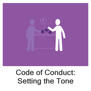 Code of Conduct: Setting the Tone for Your Workplace