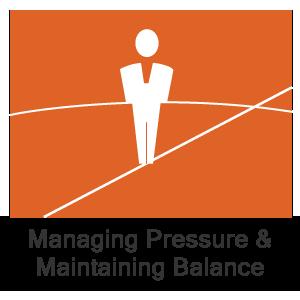 Managing Pressure and Maintaining Balance